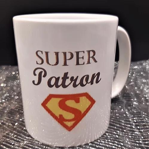 "Mug ""Super Patron"""