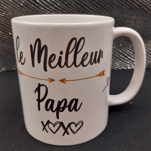 Mug du meilleur PAPA