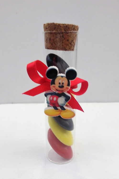 Tube mickey rouge