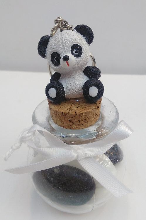 Pot + panda