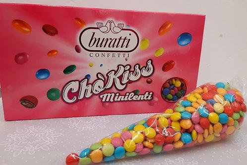 250 grs Dragées confettis mélangés