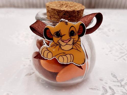 Bocal roi lion