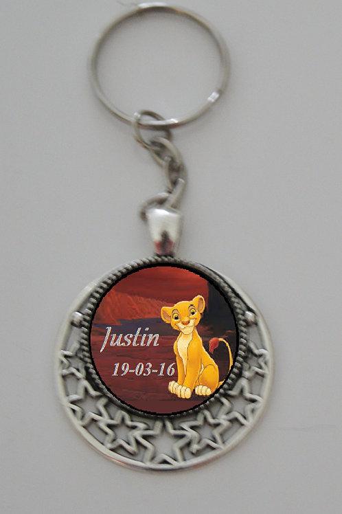 Porte clé Roi Lion n°3