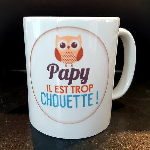 Mug Papy chouette