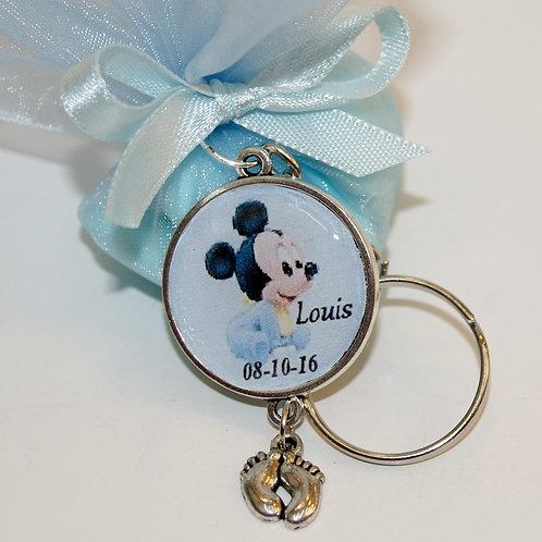 Porte clé Mickey n°1