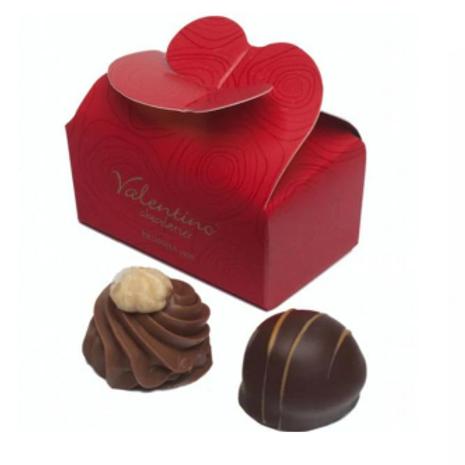 Mini Ballotin 2chocolats