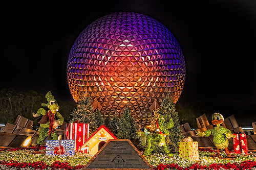 An Epcot Christmas