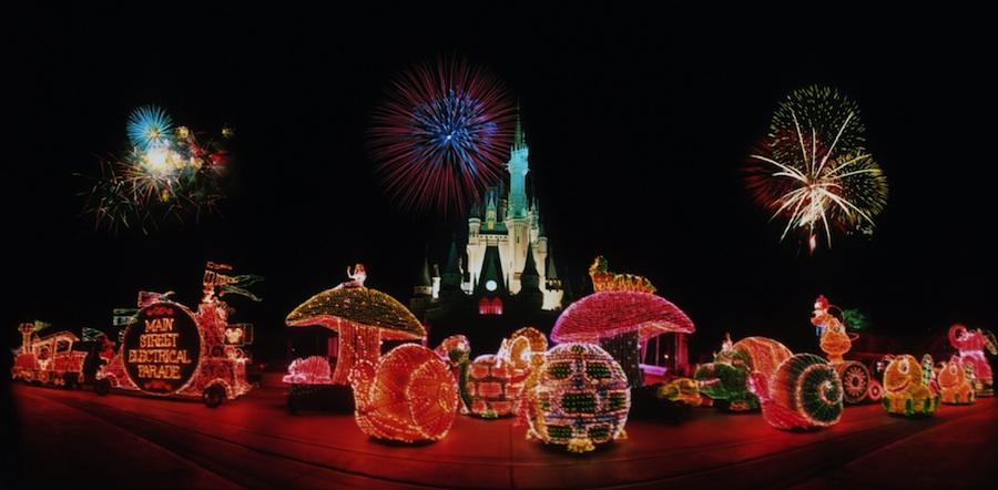 Disney's Main St Electrical Parade