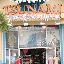 MB tsunami