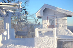 Top of the Ski Lift