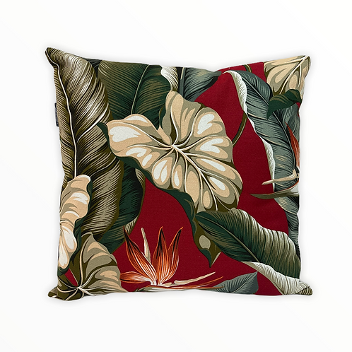 Bird of Paradise Pillow Cover