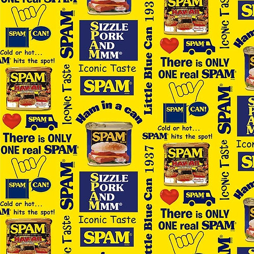 Spam Can by the Yard