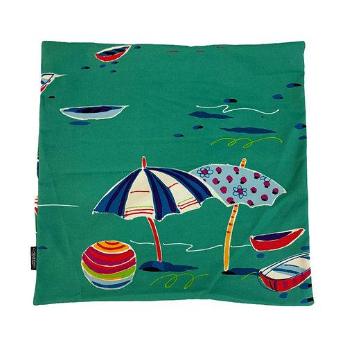 Beach Days Pillow Cover