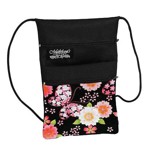 Sakura & Butteflies String Bag
