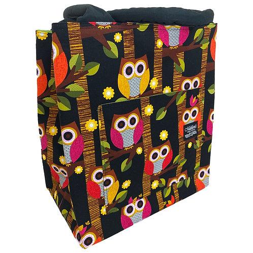 Owl Hoot Manapua Bag