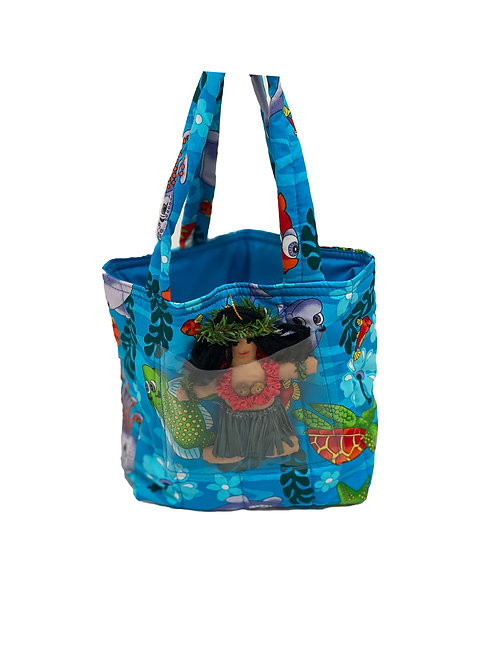 Under the Sea Little Girl's Bag