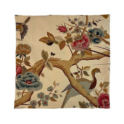 Calming Birds Pillow Cover