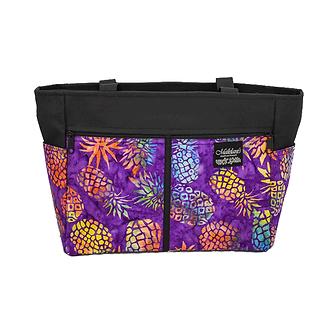 Purple Batik Pineapple Mailelani