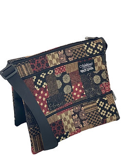 Patches in Brown Ultimate Travel