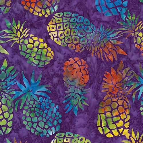 Pineapple Batik Fabric