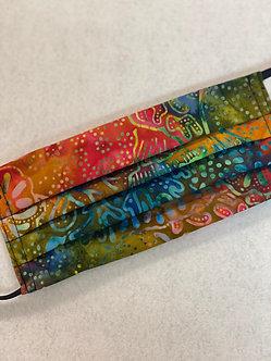Ocean  Rainbow Batik