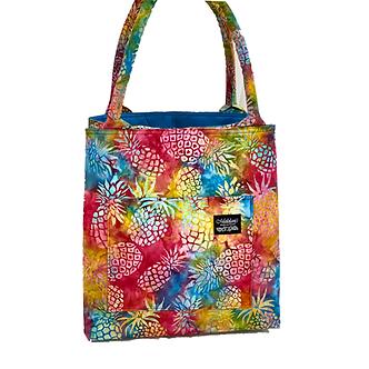 Multi Color Pineapple Batik Manapua