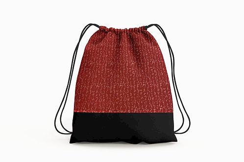 Kanji Quick Cinch Backpack