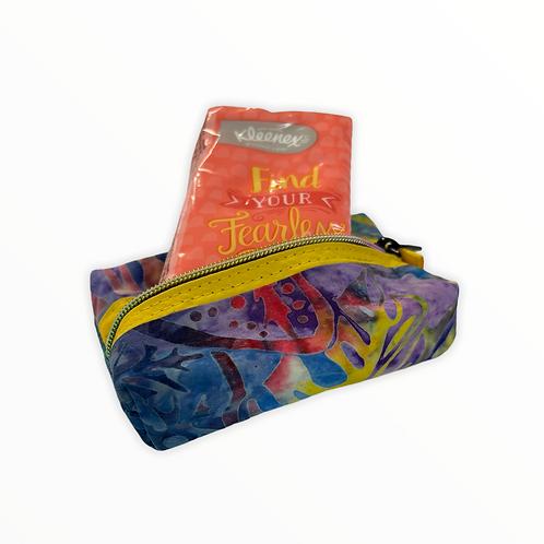 Batik Kleenex Holder