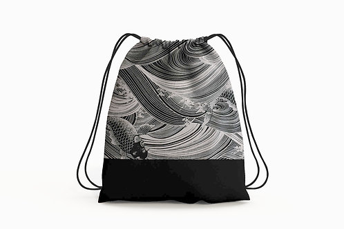 Great Waves Cinch Backpack