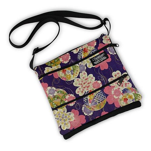Wind Swept Sakura Ultimate Travel Bag