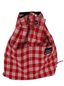 Red Palaka Backpack