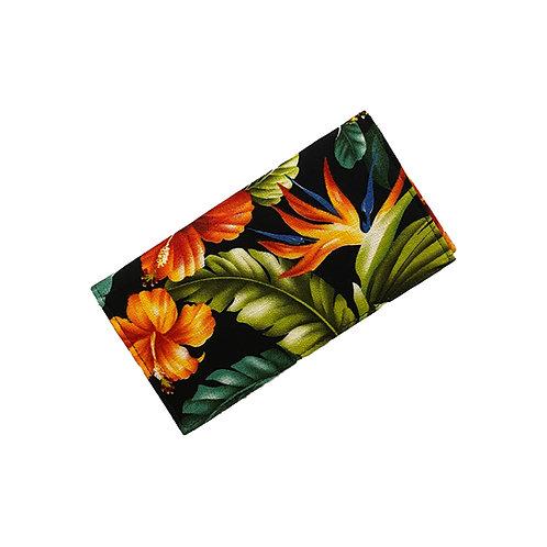 Summer Garden Checkbook Cover