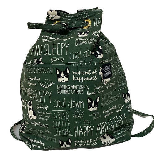 Puppy Pals Quilted Backpack