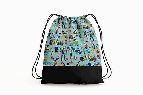Spam Lover Cinch Backpack