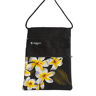 Plumeria Black Shoulder String