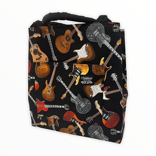 Guitar Band Manapua Bag