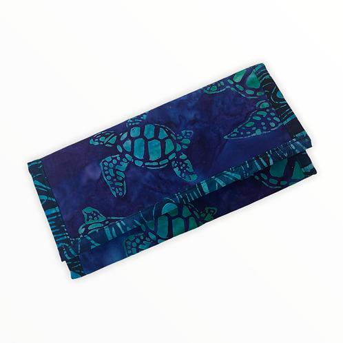 Happy Honu Batik Holoholo Wallet