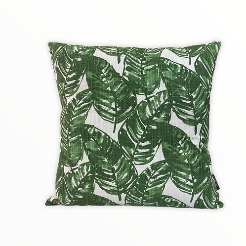 Leaf Art Pillow Cover