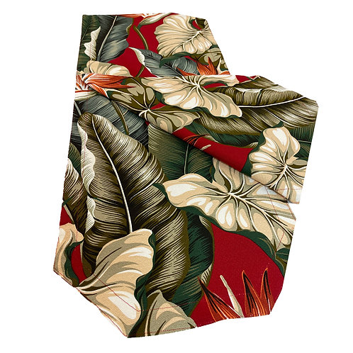 Bird of Paradise Table Runner