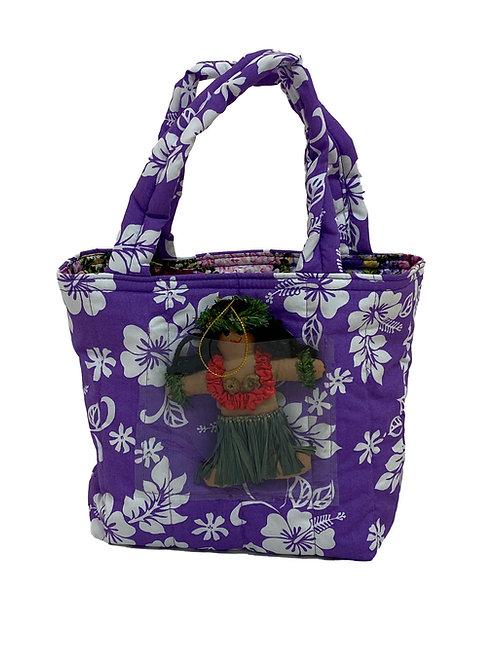 Purple Pua Little Girl's Bag