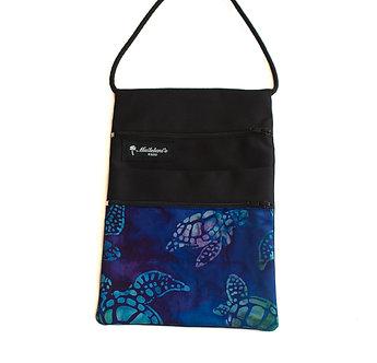 Blue Honu Batik Shoulder String