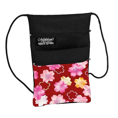 Falling Blossoms String Bag