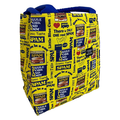 Can Spam Manapua Bag