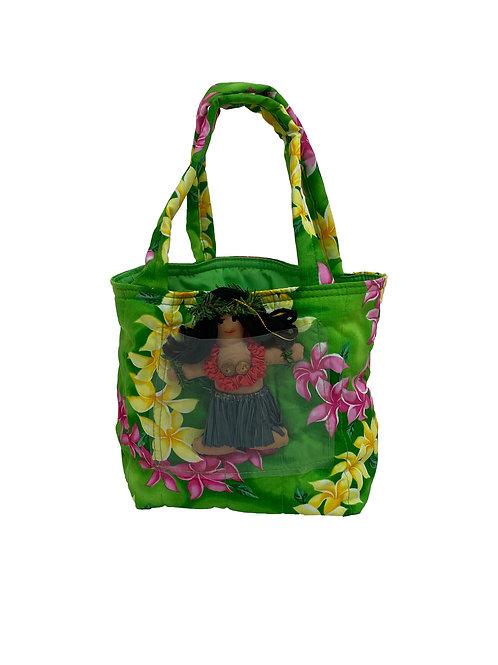 Plumeria Lei Little Girl's Bag