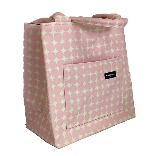 Pink Polka Manapua Bag Blowout