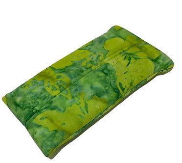 Green Hibiscus Batik Eyeglass