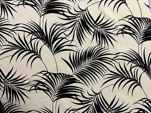 Kalani White Summer Fabric Sale