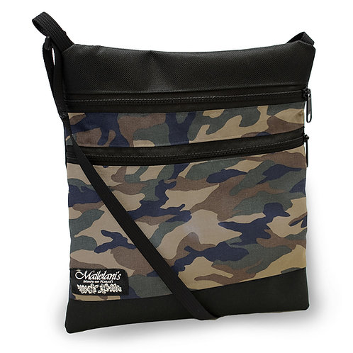 Camouflage Elite Travel Bag