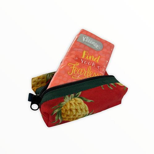 Happy Pineapple Kleenex Holder