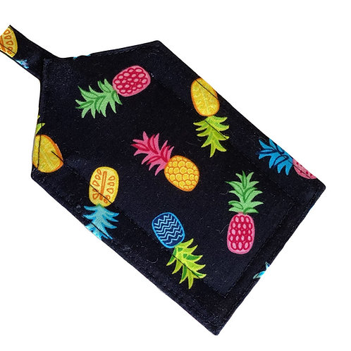 Happy Pineapples Luggage Tag